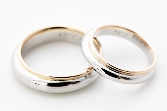 吉祥寺 結婚指輪 フルオーダーメイド