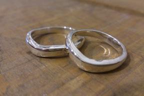吉祥寺 結婚指輪 セミオーダーメイド