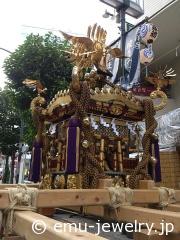 吉祥寺のお祭り