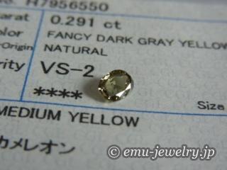 カメレオンダイヤモンド