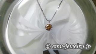 ファンシーオレンジダイヤモンド