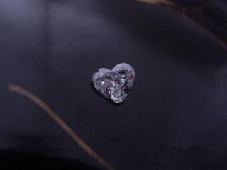 ハートシェイプ ダイヤモンド